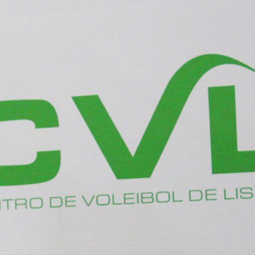 Centro de Voleibol de Lisboa Placard