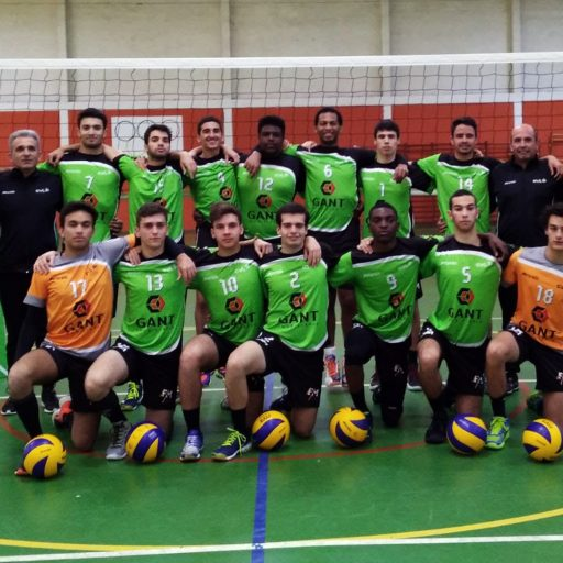 Centro de Voleibol de Lisboa Juniores Masculinos CVL 2017 2018