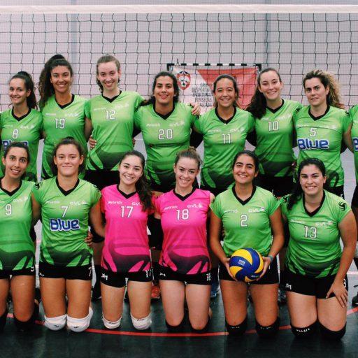 Centro de Voleibol de Lisboa Seniores Femininos A 2019 2020