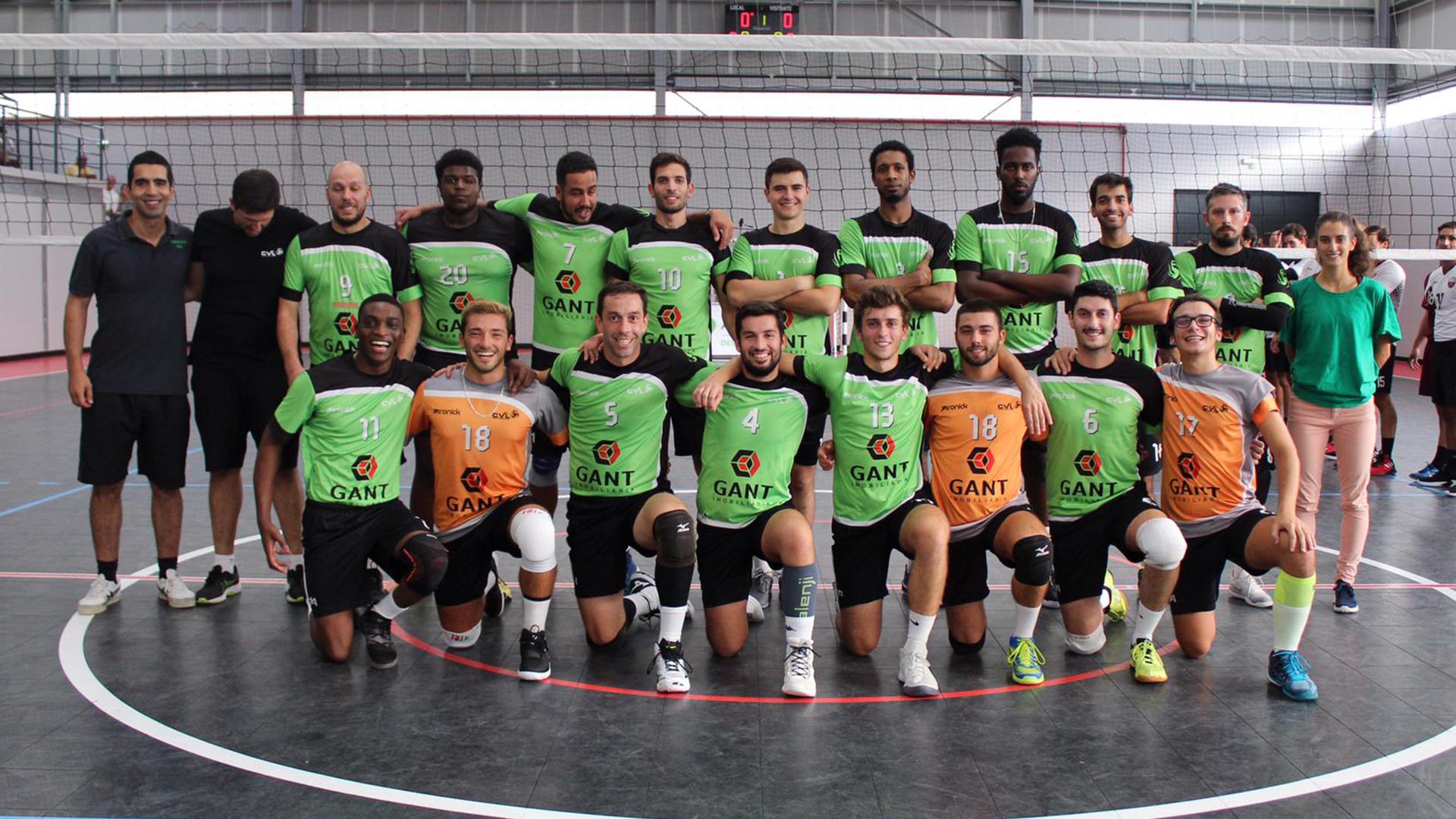 Centro de Voleibol de Lisboa Seniores Masculinos A 2019 2020